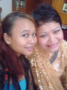 Lyn and Hanie