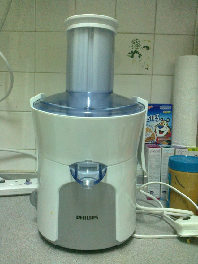 Bosch Slow Juicer Review : Photo0946