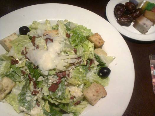 Caesar salad Hard Rock Cafe
