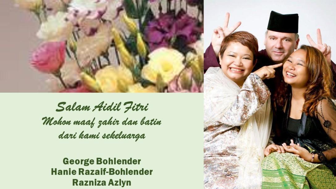 Salam Aidil Fitri 2014