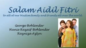 Salam Aidil Fitri 2015